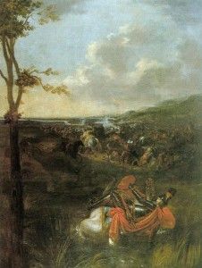 Dorffmaister_The_death_of_Louis_II_of_Hungary_1795-1796